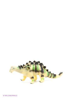 Динозавр Туоянгозавр Amico. Цвет: черный, зеленый, бежевый