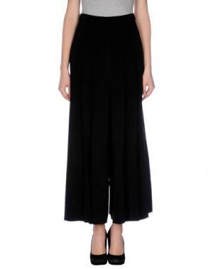 Повседневные брюки BARBARA CASASOLA. Цвет: черный