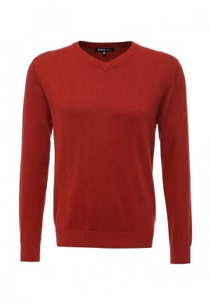 Пуловер Modis. Цвет: красный