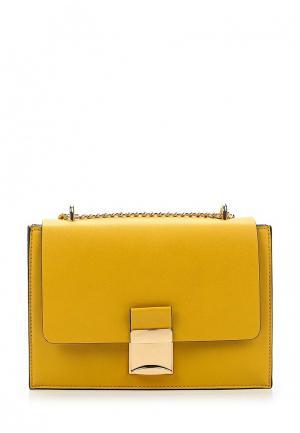 Сумка Marks & Spencer. Цвет: желтый