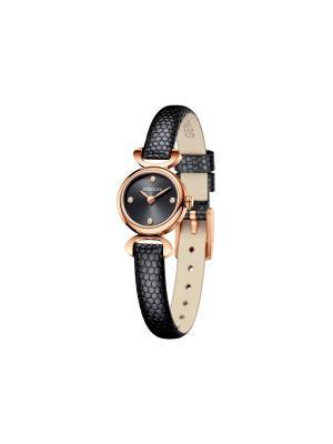 Часы ювелирные коллекция About you SOKOLOV. Цвет: черный, белый