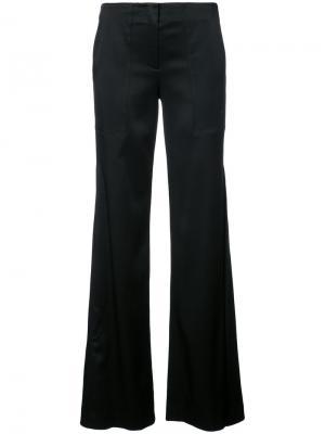 Расклешенные брюки Patton Hellessy. Цвет: чёрный