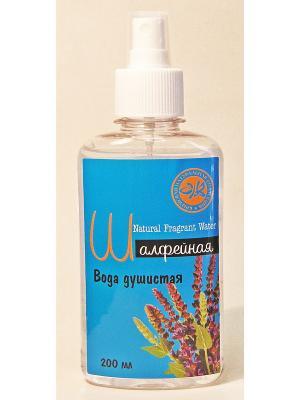 Вода душистая.Шалфейная (200 мл.) Крымская Натуральная Коллекция. Цвет: белый