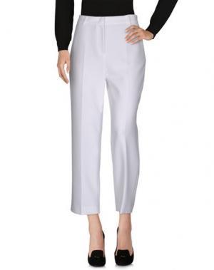 Повседневные брюки ST.EMILE. Цвет: белый