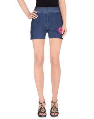 Повседневные шорты ODI ET AMO. Цвет: грифельно-синий