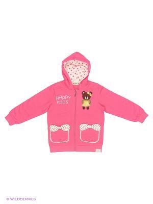 Толстовка Kidly. Цвет: лиловый, розовый