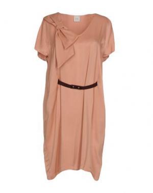 Короткое платье ...À_LA_FOIS.... Цвет: розовый