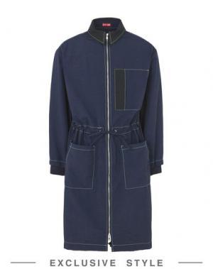 Куртка ARTHUR ARBESSER x YOOX. Цвет: синий