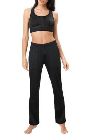 Спортивные штаны GWINNER. Цвет: black