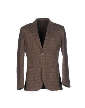 Пиджак 1° GENITO. Цвет: хаки