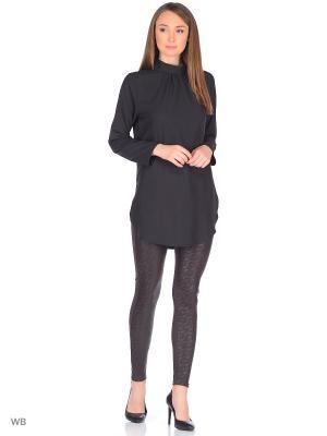 Леггинсы, модель LEGGY SHINE 04 Giulia. Цвет: темно-бежевый