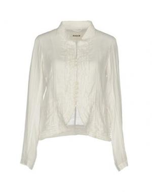 Пиджак ZUCCA. Цвет: белый