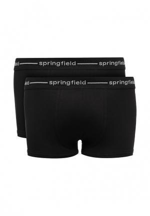 Комплект Springfield. Цвет: черный