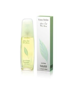 Парфюмерная вода Green Leaf Fine Spray women EDP 50ml Ascania. Цвет: белый, салатовый