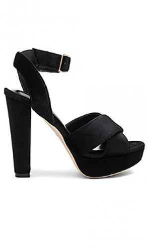 Туфли на каблуке heaton RAYE. Цвет: черный