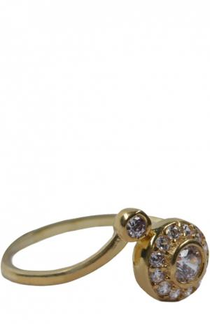 Кольцо Noor. Цвет: золотой
