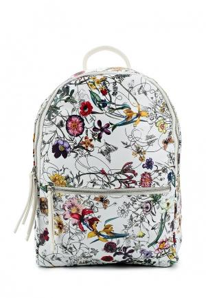 Рюкзак Pieces. Цвет: белый