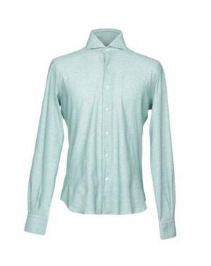 Pубашка ORIAN. Цвет: светло-зеленый