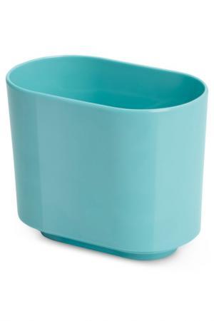 Стакан для зубных щеток UMBRA. Цвет: голубой