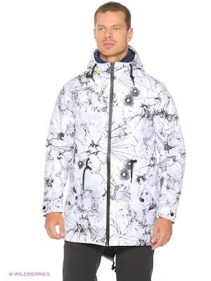 Куртка Cropp. Цвет: белый