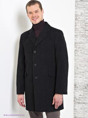 Пальто Paxton. Цвет: темно-серый (осн.)
