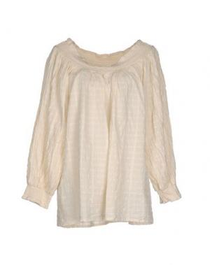Блузка J' AIME LES GARÇONS. Цвет: бежевый