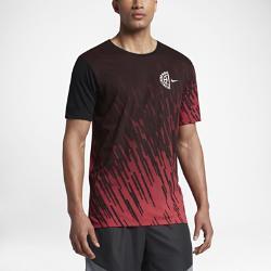 Мужская баскетбольная футболка  Dry Printed Nike. Цвет: красный
