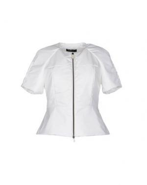 Куртка +MINI. Цвет: белый