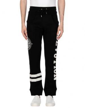 Повседневные брюки LES ÉCLAIRES. Цвет: черный