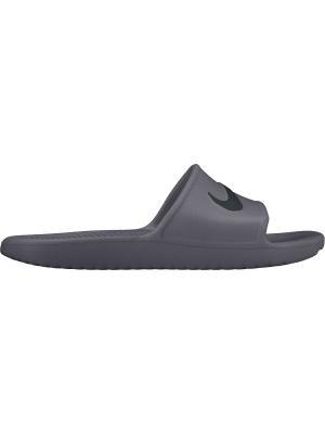 Шлепанцы KAWA SHOWER Nike. Цвет: темно-серый