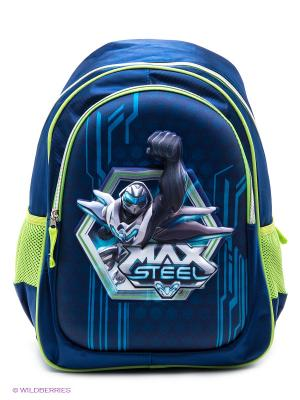 Рюкзак Max Steel Centrum. Цвет: темно-синий