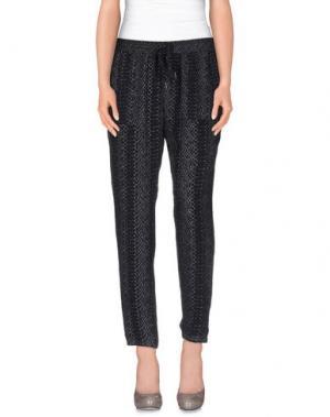 Повседневные брюки JOIE. Цвет: серый