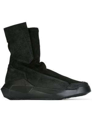 Кроссовки Sock Cinzia Araia. Цвет: чёрный