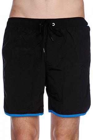 Пляжные мужские шорты  Dana Retro Pool Short Blk Globe. Цвет: черный