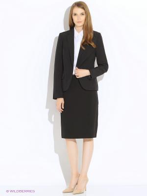 Пиджак Modis. Цвет: черный