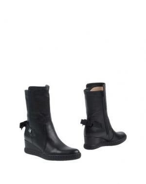 Полусапоги и высокие ботинки NORMA J.BAKER. Цвет: черный