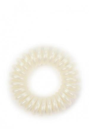 Резинка для волос invisibobble. Цвет: бежевый