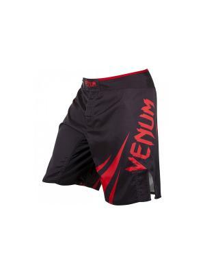 Шорты MMA Venum Challenger - Red Devil. Цвет: красный, черный