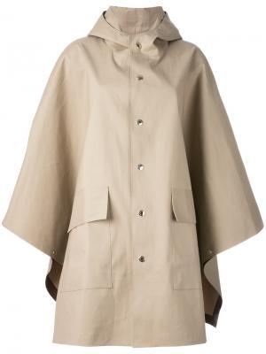 Куртка-кейп Mackintosh. Цвет: телесный