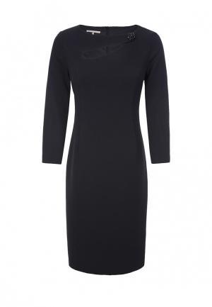 Платье LO. Цвет: черный