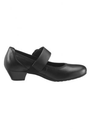 Туфли GABOR. Цвет: черный