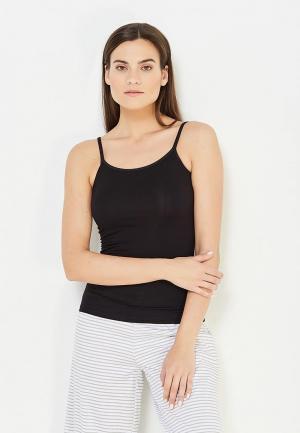 Рубашка домашняя Vis-a-Vis. Цвет: черный