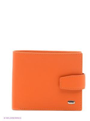 Визитница Petek. Цвет: оранжевый