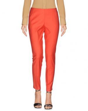 Повседневные брюки MALÌPARMI M.U.S.T.. Цвет: красный