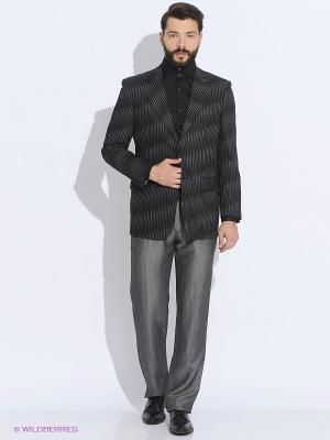 Пиджак TEXEL. Цвет: серый