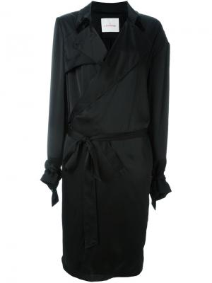 Платье Drink A.F.Vandevorst. Цвет: чёрный