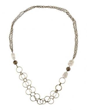 Ожерелье MARIA CALDERARA. Цвет: бронзовый