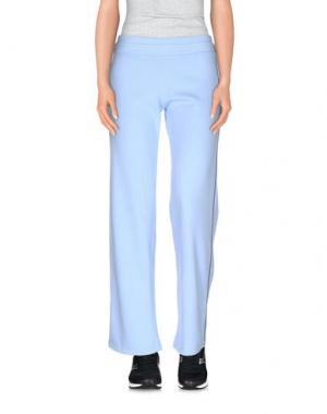 Повседневные брюки VILEBREQUIN. Цвет: небесно-голубой