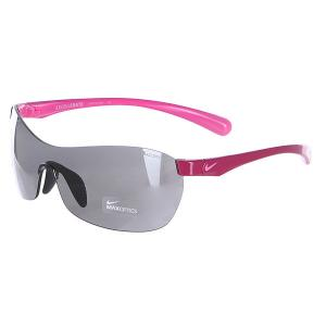 Очки  Excellerate Bright Magenta/Red Violet/Grey Silver Flash Lens Nike Optics. Цвет: розовый