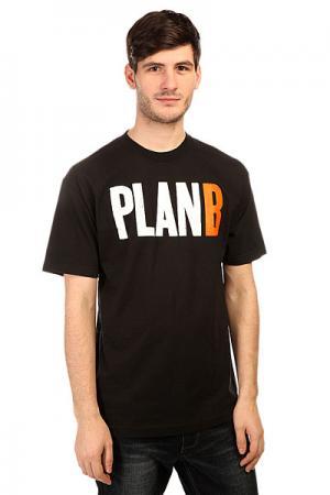 Футболка  Publicity Black Plan B. Цвет: черный